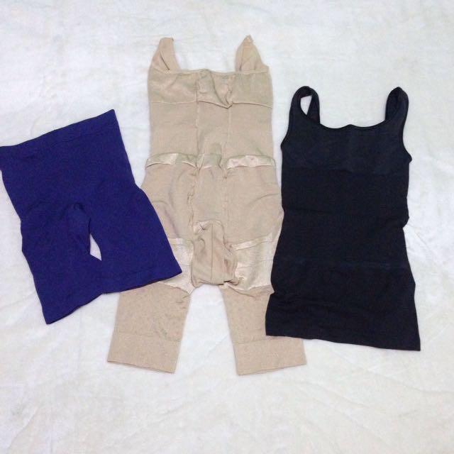 Bundle of slim wear