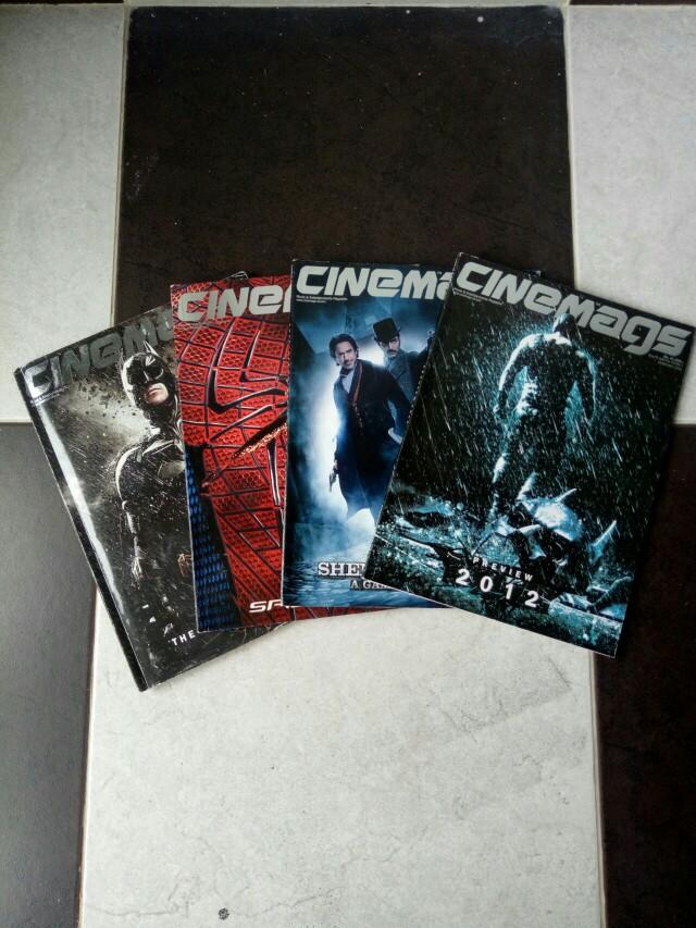 Cinemagz paket