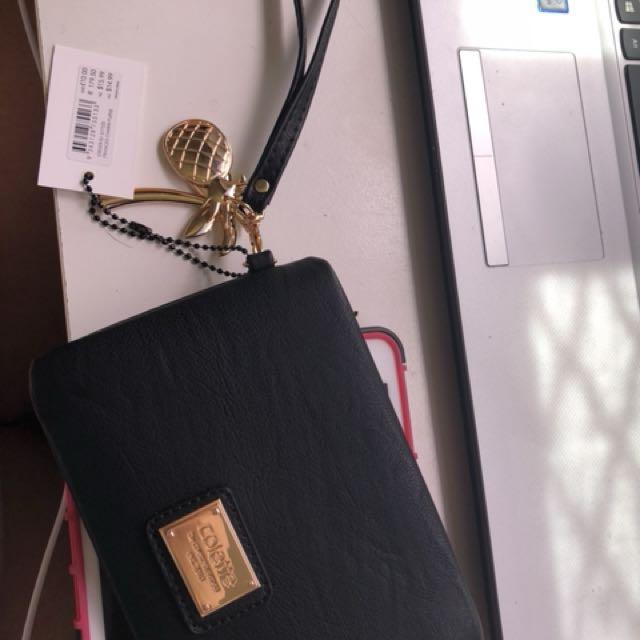 Colette charm purse