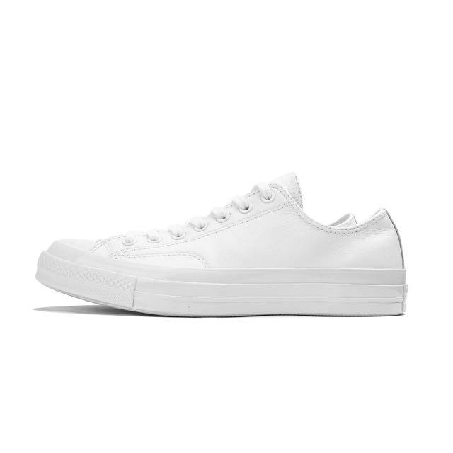 417012b77cd4 Converse ct70 mono white leather