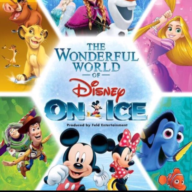 Disney's Frozen is a very popular current Disney on Ice touring production. Another one of Disney on Ice's touring productions is the dynamic