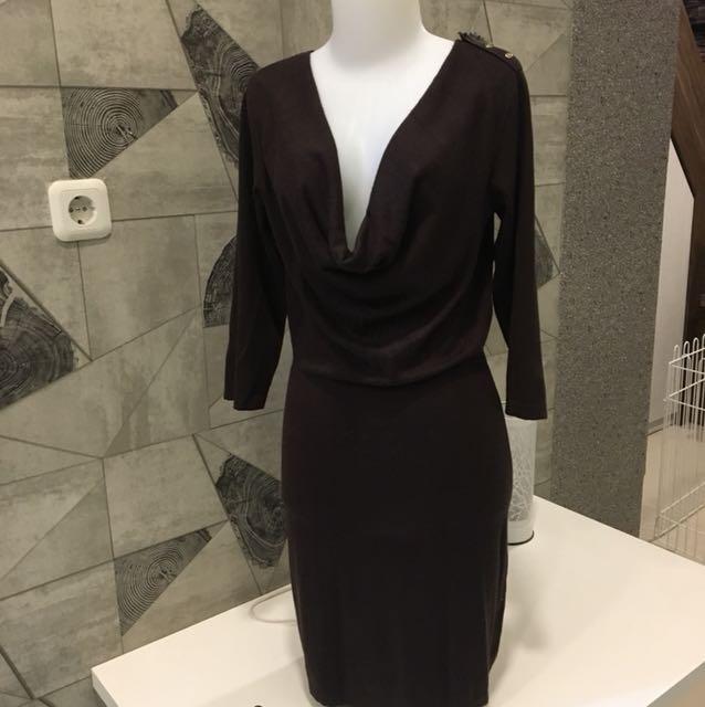 Dress Bahan Sweater