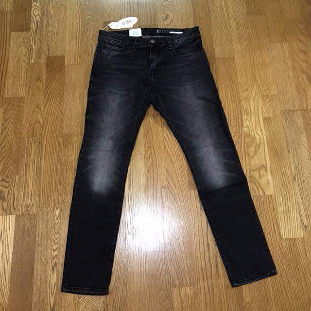 esprit 黑色skinny牛仔褲