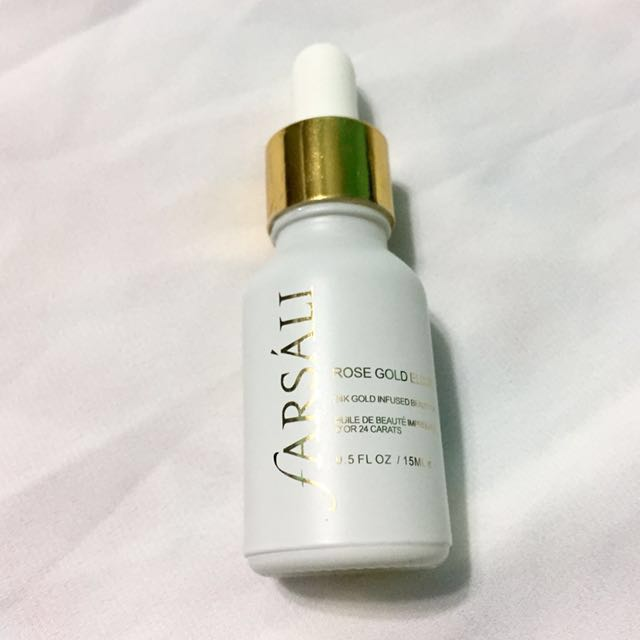 Farsali Beauty Oil