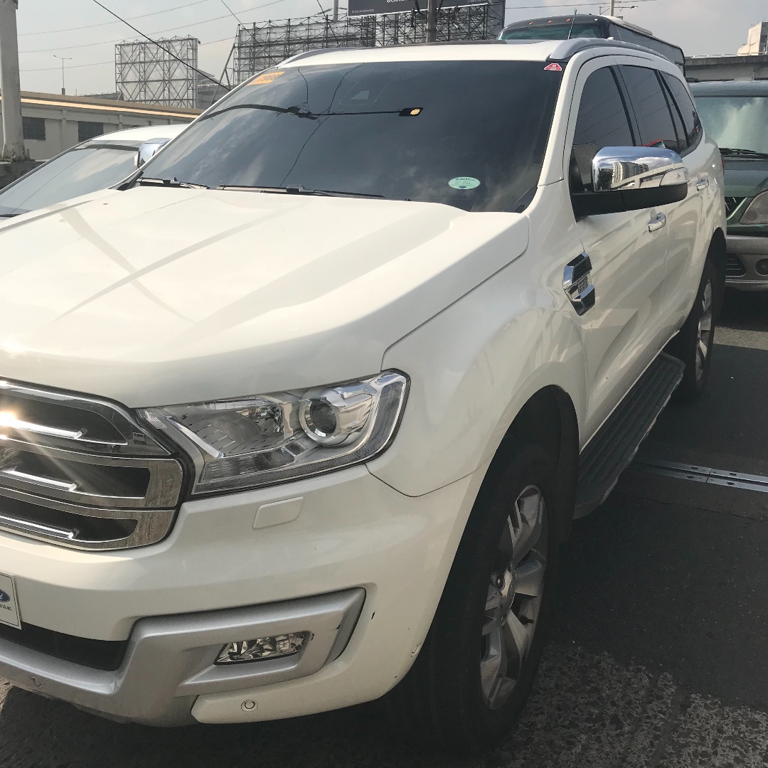 Ford Everest anium 2017, Cars, Cars for Sale on Carousell on