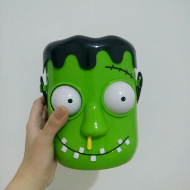 Frankenstein Popcorn Bucket