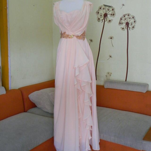 Gaun Murah Long Dress