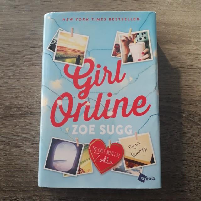 Girl Online #1 HARDCOVER (ENG VER)