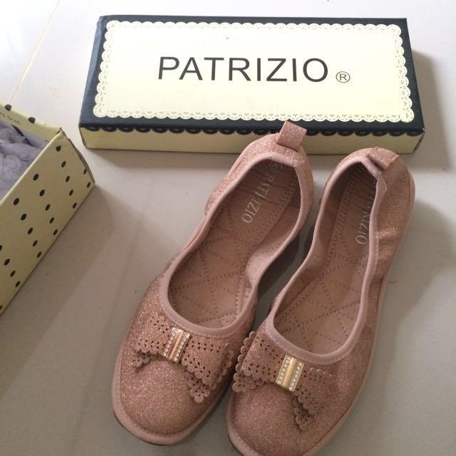 gliter shoes