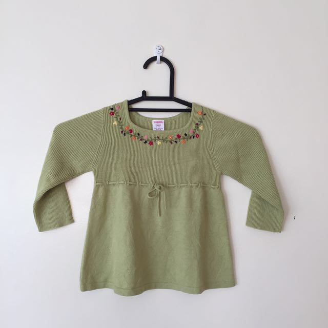 Gymboree knitted top