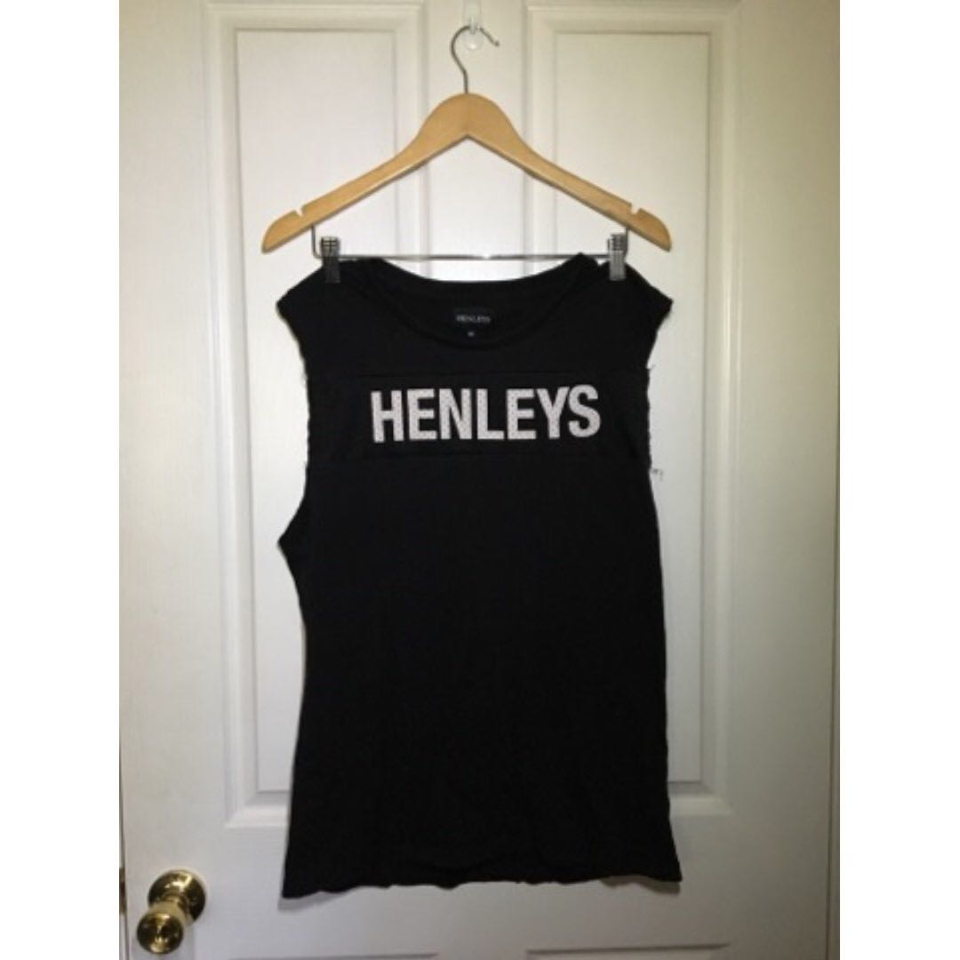 Henleys Tall Tee