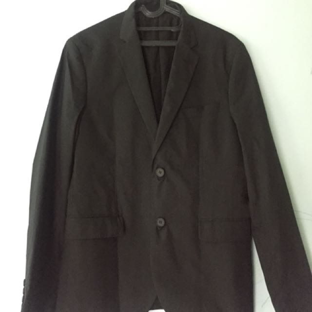 HM slim fit blazer
