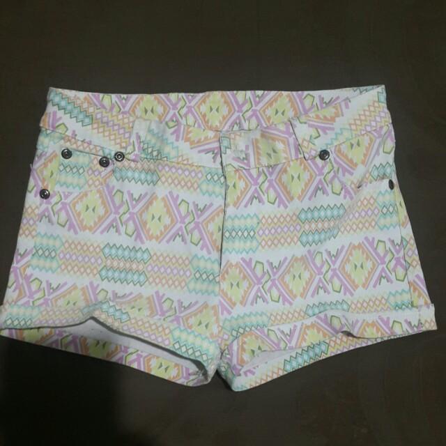Hotpants bahan street UK.27