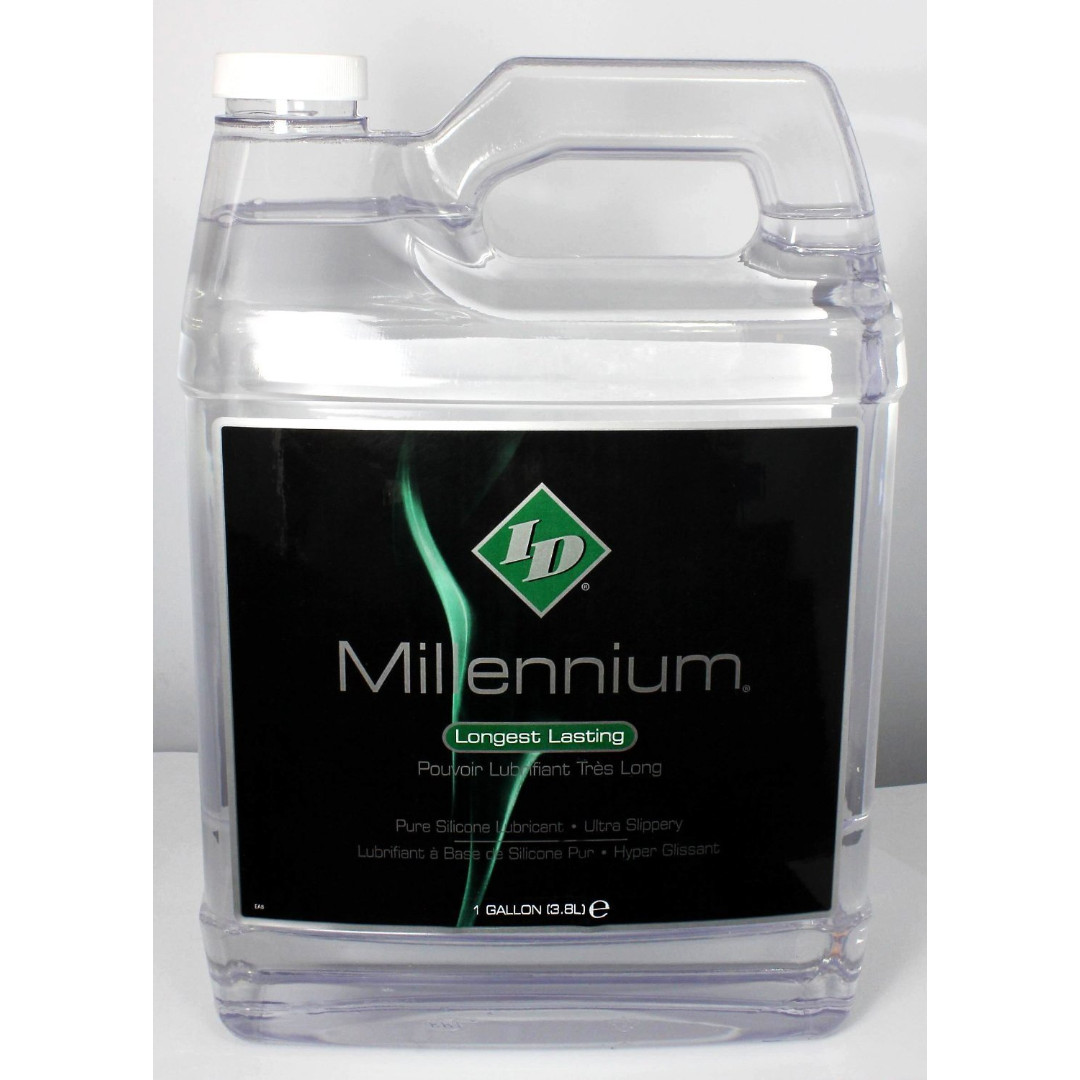ID Millennium Personal Lubricant Silicone Based Lube
