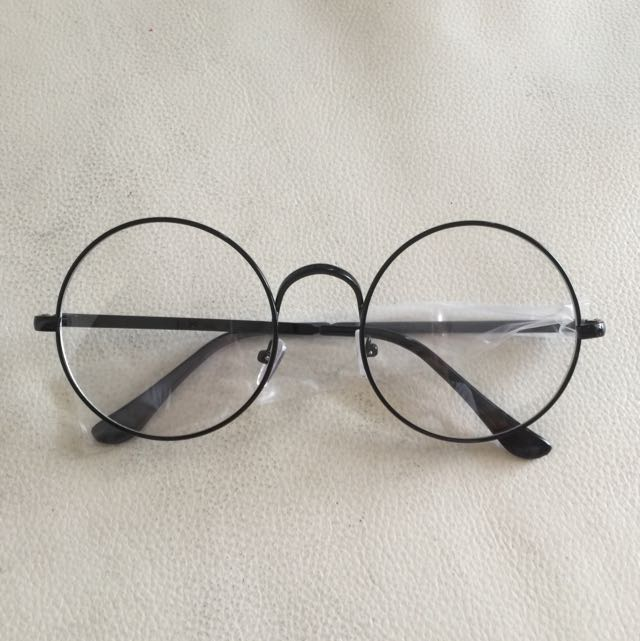 650ce666394 IN STOCK  Harry Potter Glasses Spectacles Frames Round Glasses Round ...