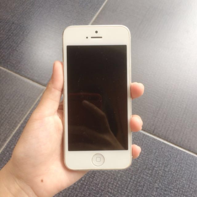 Iphone 5 (32gb) 76db4f4e79