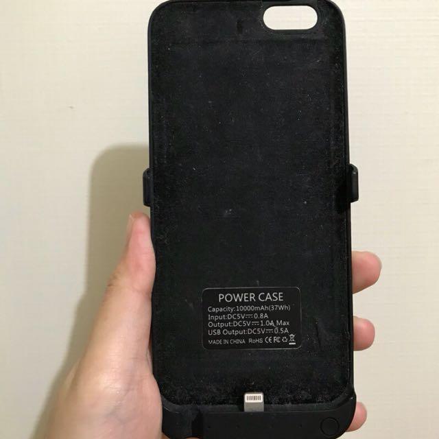 iphone 6/6S 充電殼 10000mah