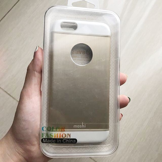 Iphone 6/6s moshi case original