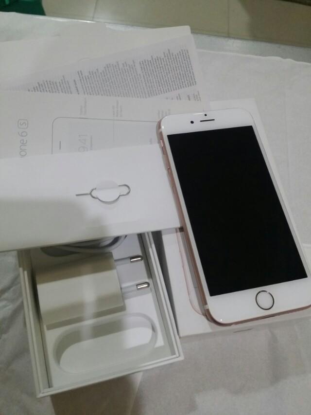 Iphone 6S 32GB garansi resmi IBOX 1373621de1