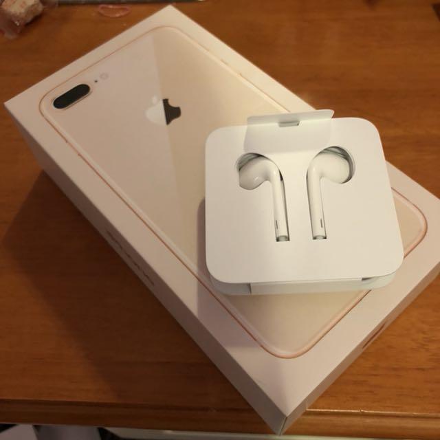 iPhone 8原廠耳機