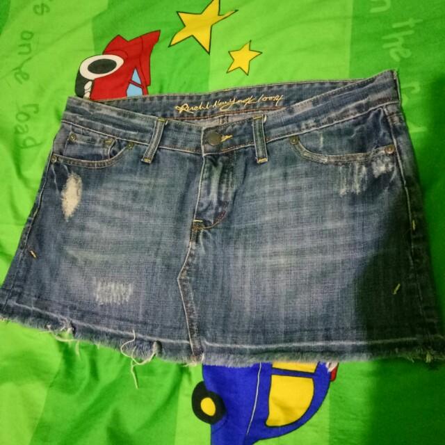 Jeans Hot Skirt