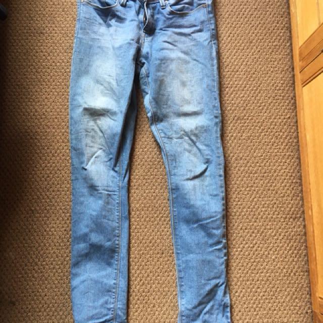Jeans west size 10
