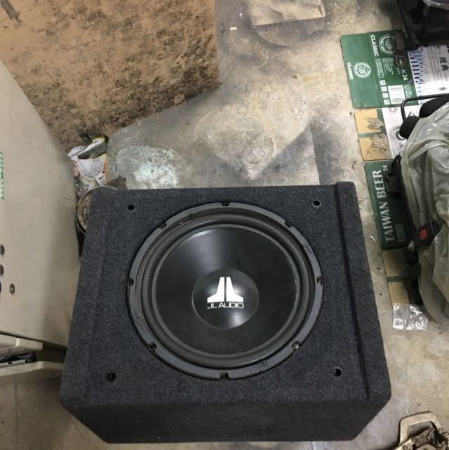 JL被動式超低音