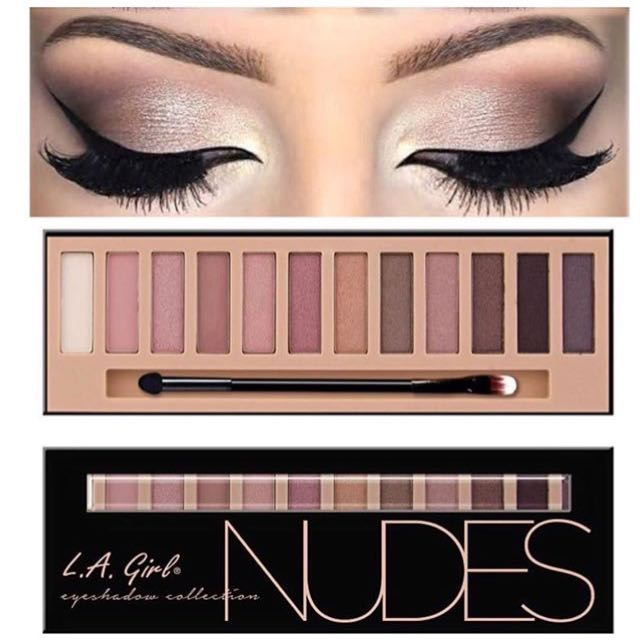 L.A Girl Eyeshadow palette