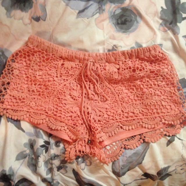 Lace Pants-size 8/10