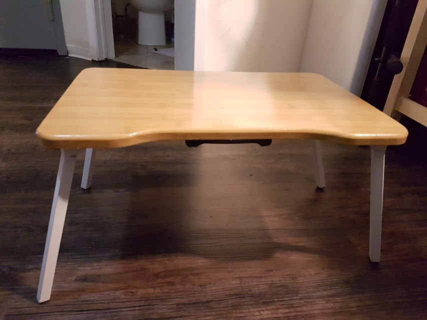 Laptop table (brand new)