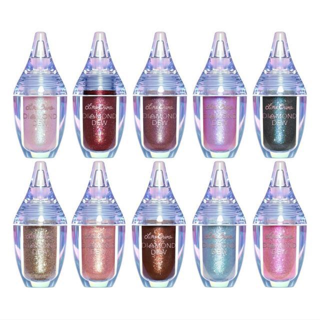 Lime Crime Diamond Dew Eyeshadow Toppers