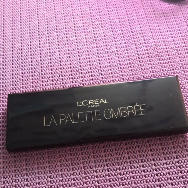 Loreal La Palette Ombre NETT