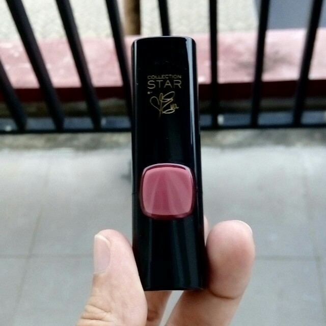 L'oreal Lipstick Star Collection