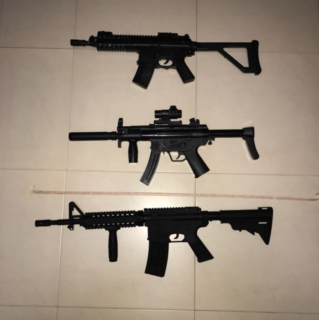 M16/HK416/MP5 gun toy gun rifle on Carousell