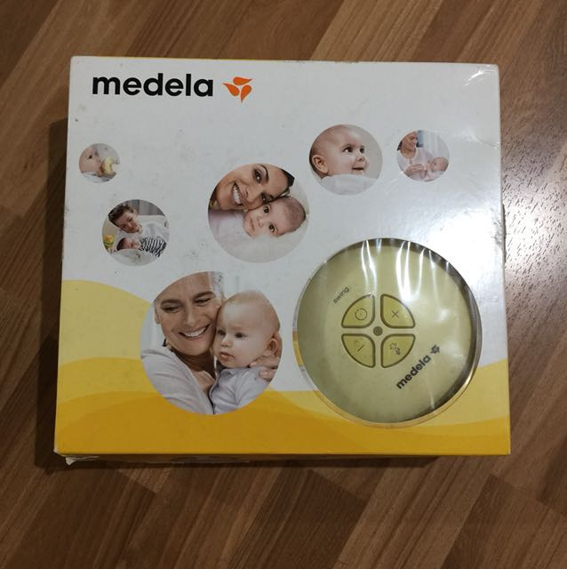 Medela swing with 6 extra membrans