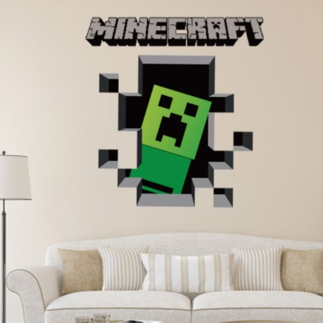 Exquisiteartistrys items for sale on carousell minecraft wall decor amipublicfo Choice Image