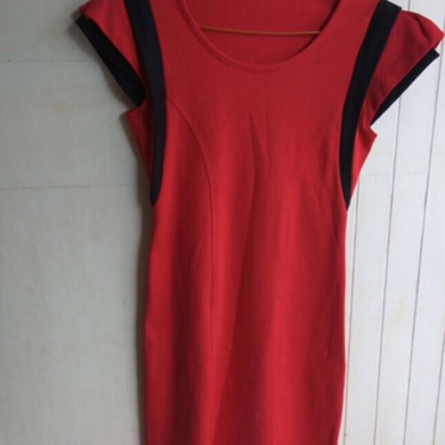Mini dress free size fit to M