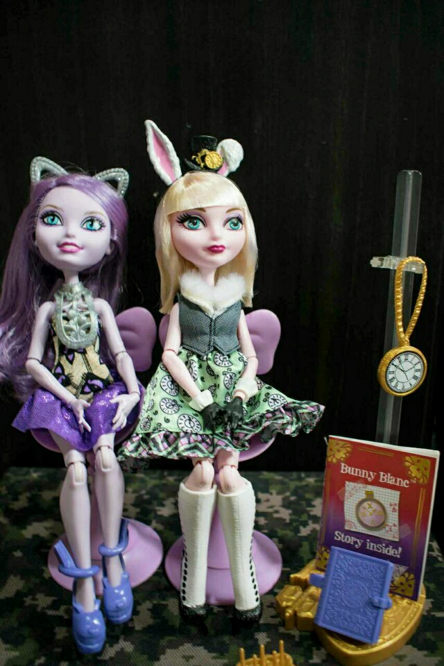 Monster High and Ever After High