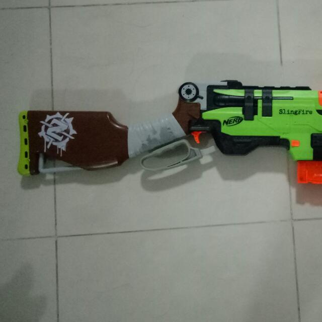 Buy Nerf Bandolier Hasbro Toy Gun Belt Dart Bullet Shoulder Strap Sling -  Free Shi in Cheap Price on Alibaba.com