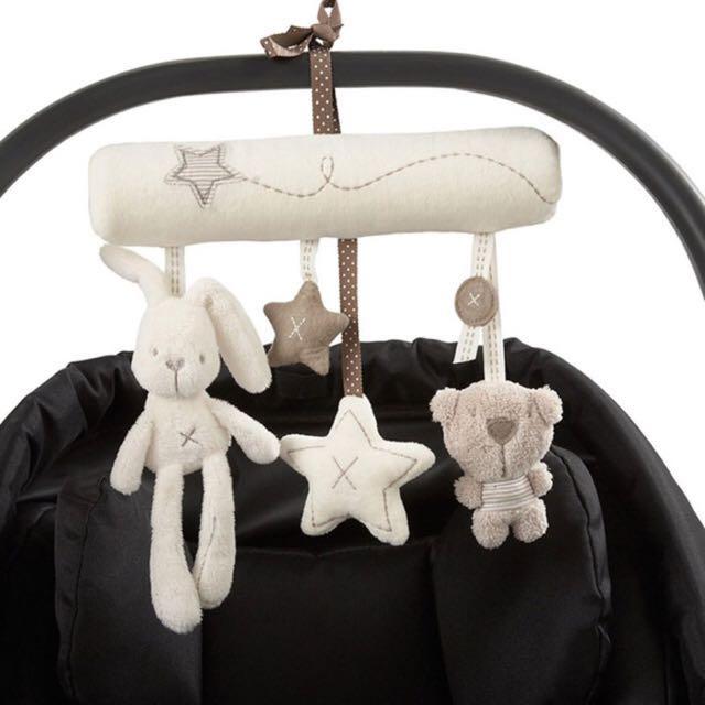 New Mainan Gantungan Bayi Dengan Music
