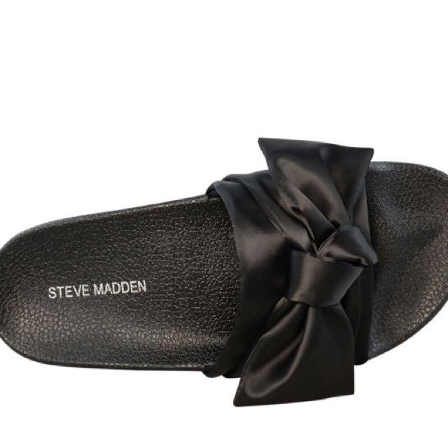 NEW: Steve Madden Silk Slides