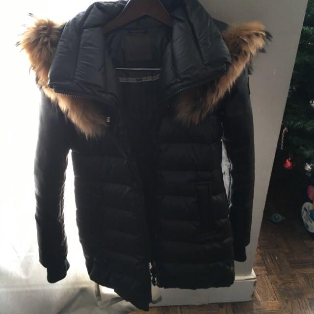 Nichole Benisti winter coat.
