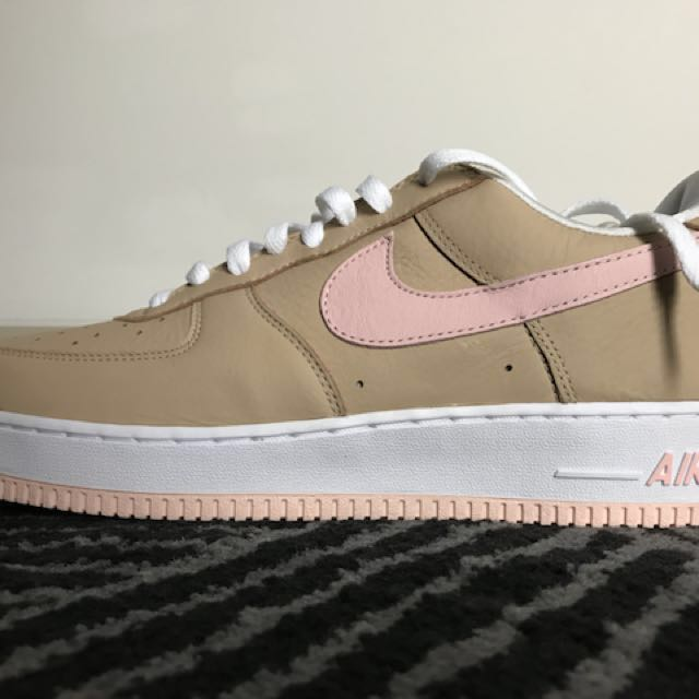 Nike Air Force 1 Low Linen/Atmosphere True White