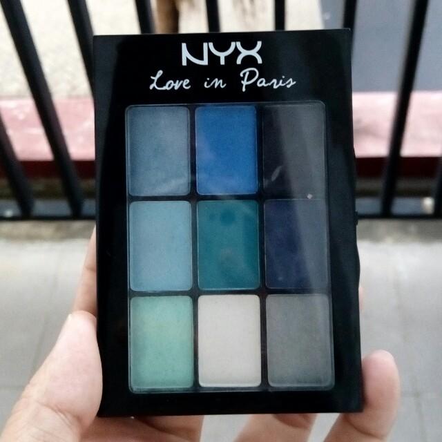 NYX Love in Paris Eyeshadow no 04