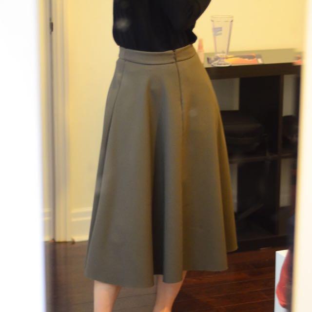 Oak & Fort Maxi Skirt