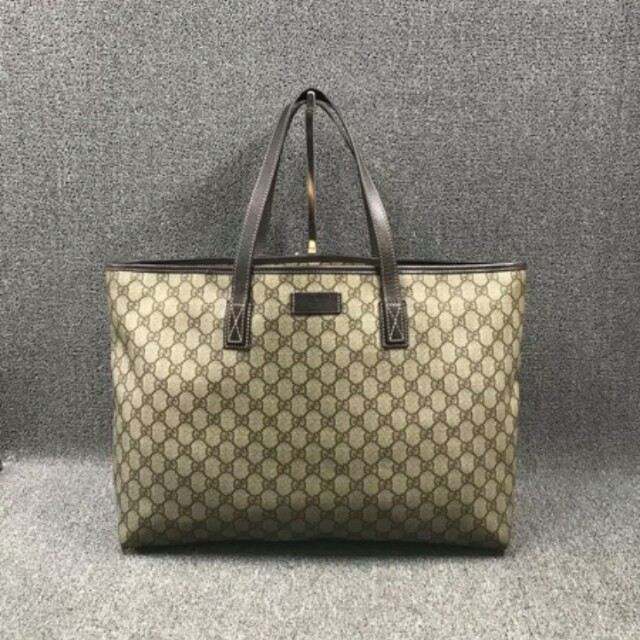 ad9ad3eee0 Original Second-hand luxury Gucci Double G Printed Shopping Bags ...