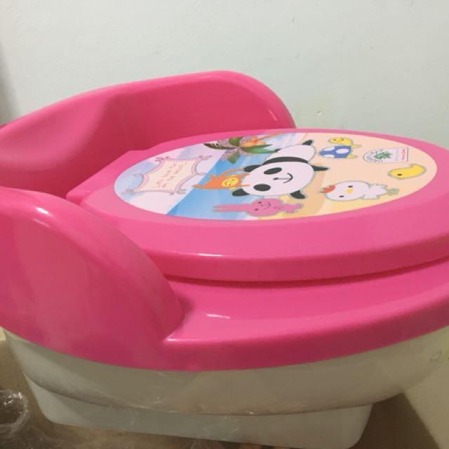 Potty training / potty seat JKT ONLY BY GOSEND, Bayi & Anak, Baju Bayi