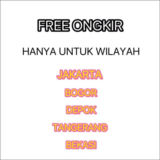 PROMO FREE ONGKIR