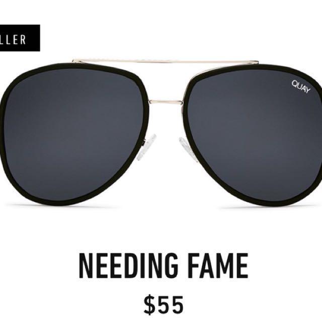 QUAY Sunglasses - NEEDING FAME