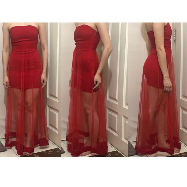Res long dress